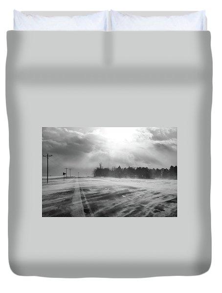 Snl-2 Duvet Cover