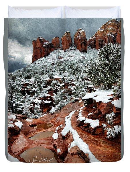 Snow 06-068 Duvet Cover