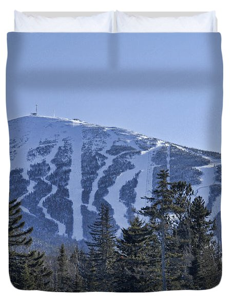 Snow On The Loaf Duvet Cover