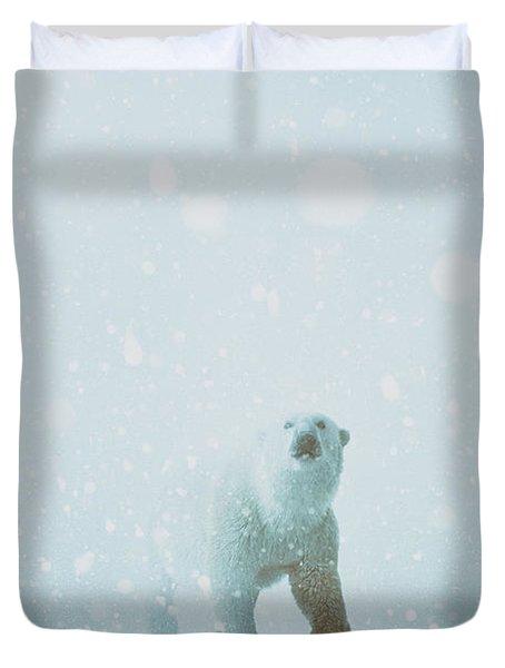 Snow Patrol Duvet Cover