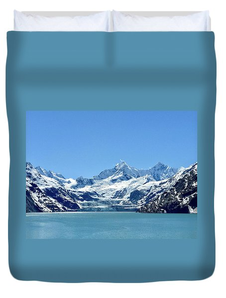 Snow Slide Duvet Cover
