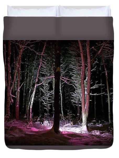 Snowgenta Duvet Cover
