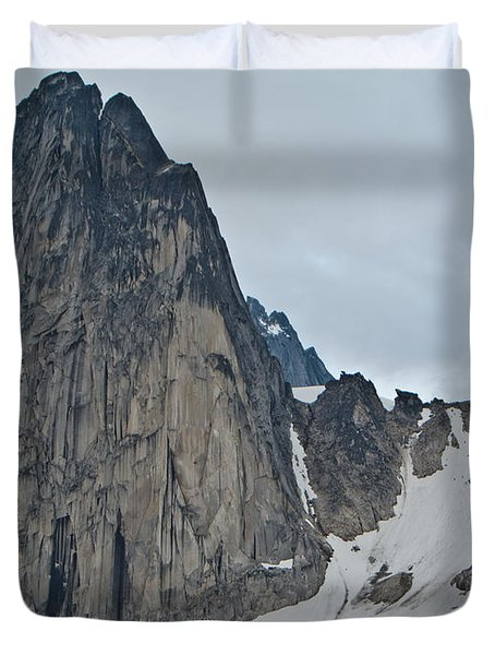 Snowpatch Col Duvet Cover