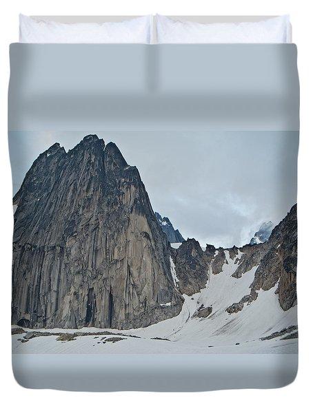 Snowpatch Col Duvet Cover