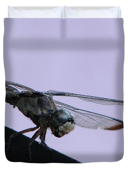 So Many Bugs So Little Time Duvet Cover