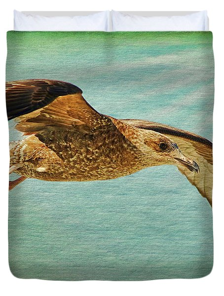 Soar With Me Duvet Cover