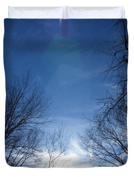 Soaring Sky Duvet Cover