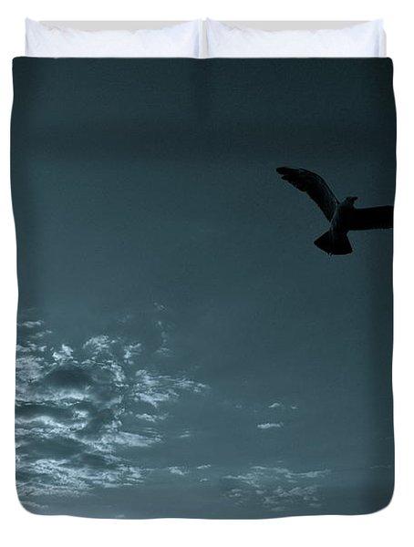 Soaring Duvet Cover