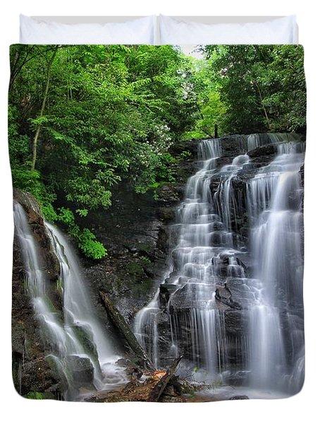 Soco Falls Duvet Cover