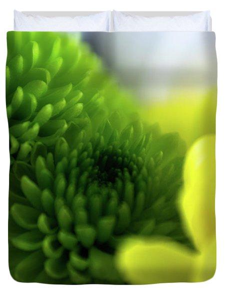 Soft As A Breeze Duvet Cover