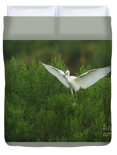 Soft Landing Duvet Cover
