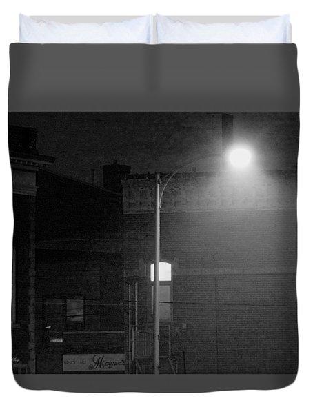 Soft Night Glow Duvet Cover