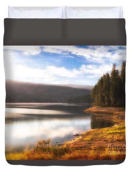 Soft Sunrise Duvet Cover