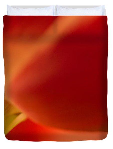 Soft Tulip Duvet Cover