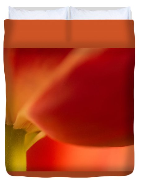 Soft Tulip Duvet Cover