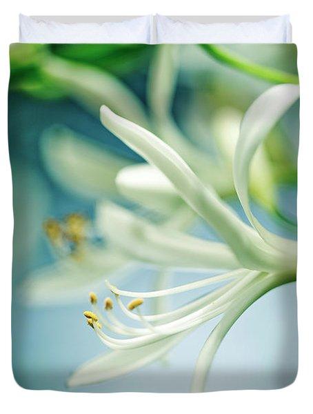 Soft White Duvet Cover