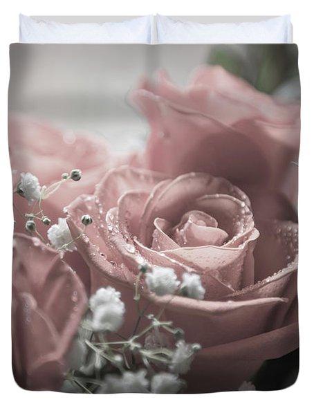 Softness Of Love Duvet Cover