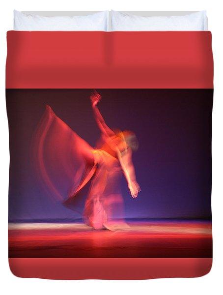 Solace Dancer 1 Duvet Cover