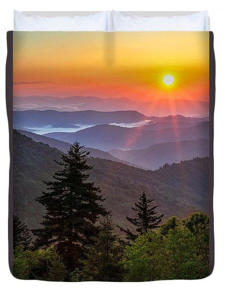 Solar Duvet Cover