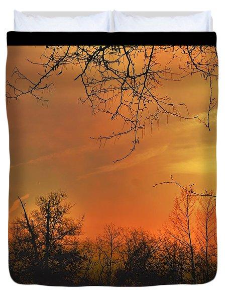 Solara Duvet Cover