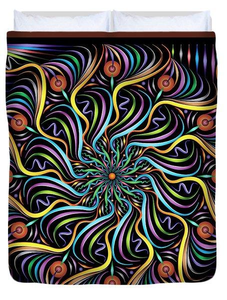 Solarium Duvet Cover
