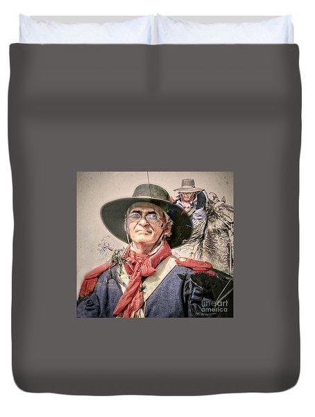 Soldado Composite Duvet Cover