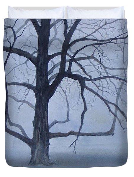 Solitude  Sold Duvet Cover