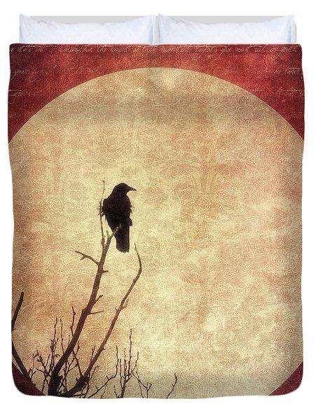 Solivagant Duvet Cover by Priska Wettstein