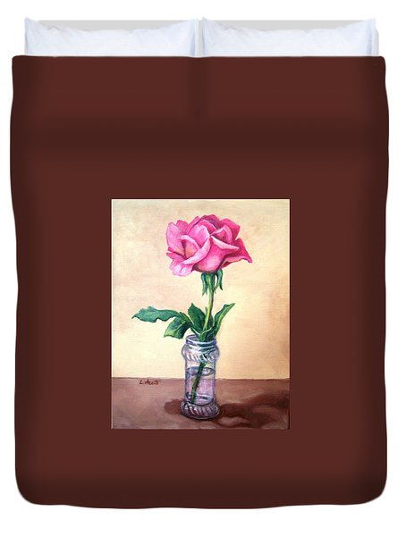 Solo Rose Duvet Cover
