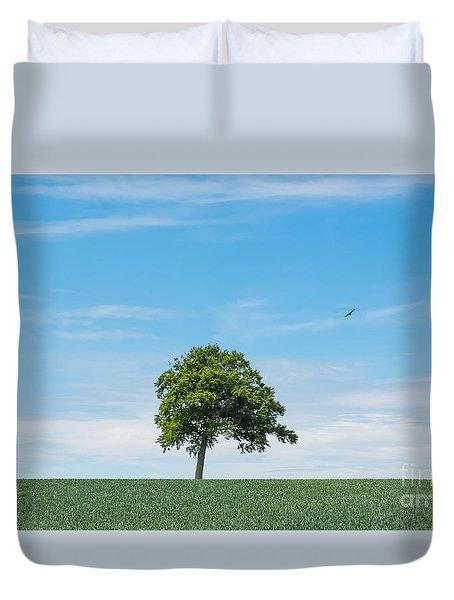 Solo Tree Duvet Cover