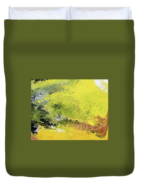 Solstice Duvet Cover