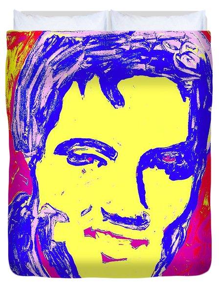Soma Elvis Duvet Cover