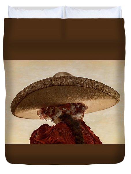 Sombrero Duvet Cover