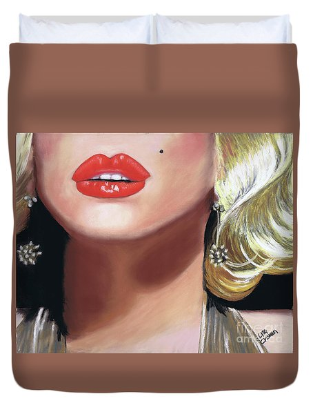 Some Like It Hot Duvet Cover