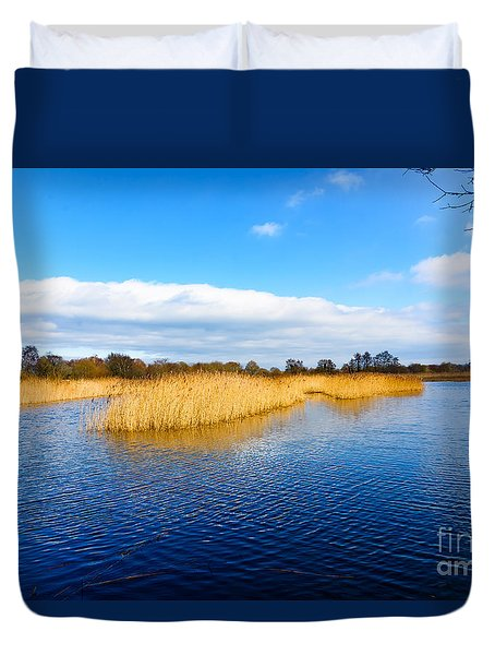 Somerset Levels Duvet Cover