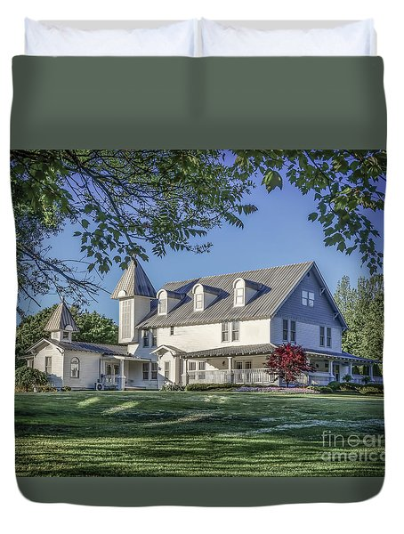 Sonnet House Duvet Cover