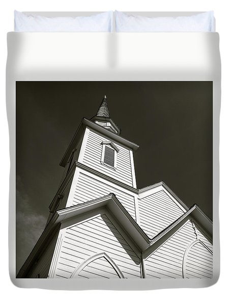 Sonoma Church Duvet Cover