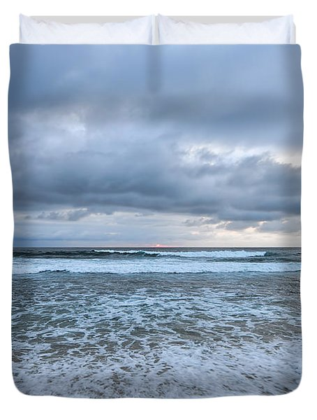 Soothing Tranquility Duvet Cover