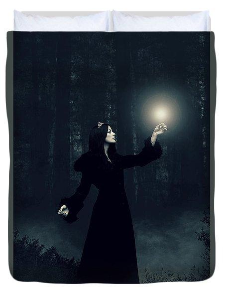 Sorcery Duvet Cover