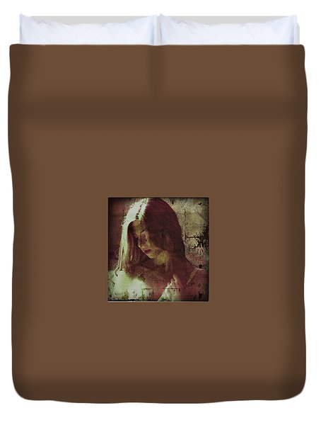 Sorrow Duvet Cover by Allen Beilschmidt
