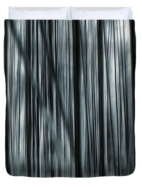 Soul Searching Duvet Cover by Lourry Legarde