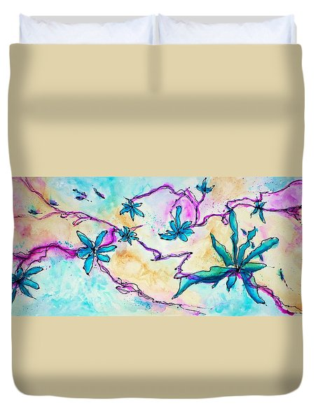 Soul Vacation Duvet Cover