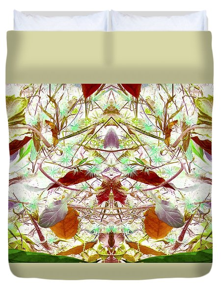 Sounds Of Love Within Duvet Cover