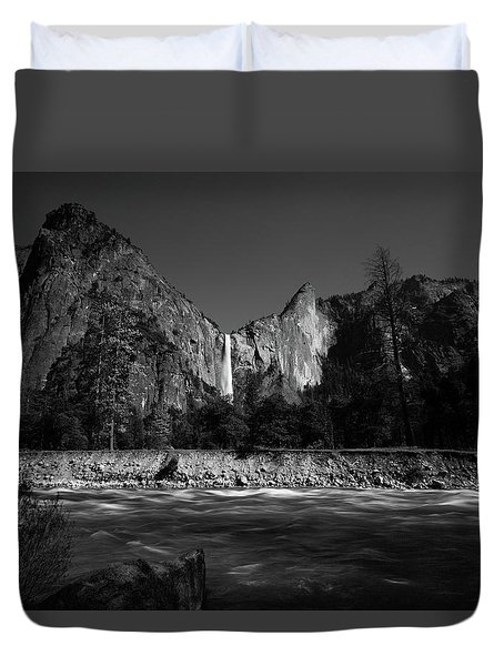 Sources Duvet Cover by Ryan Weddle