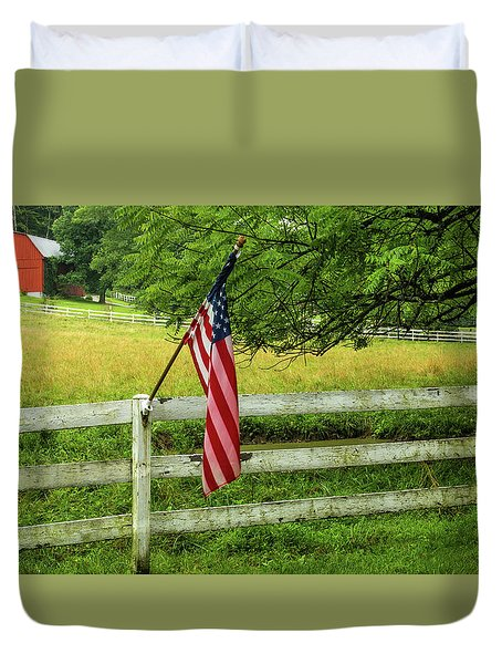 South Anne Arundel Duvet Cover