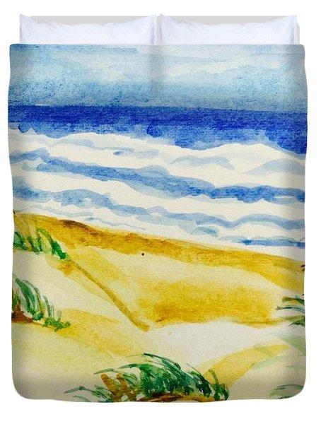 South Beach Duvet Cover