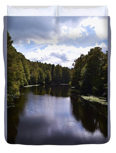 South Bound Duvet Cover