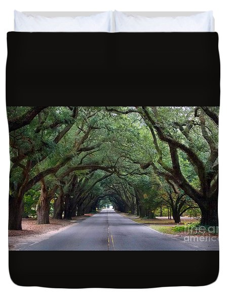 South Boundry Duvet Cover