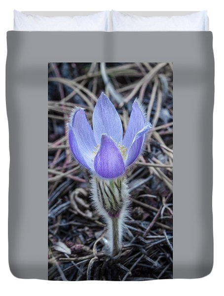 South Dakota Wild Duvet Cover