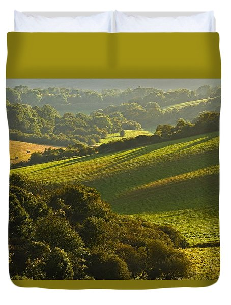 South Downs Duvet Cover